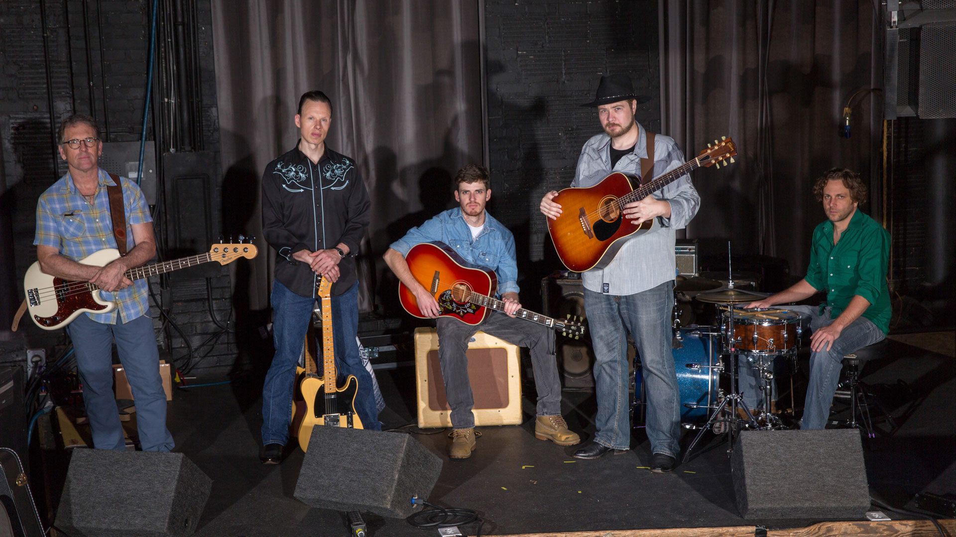 DC's Premier Live Country and Western Band